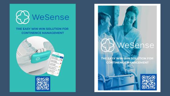 WeSense brochure