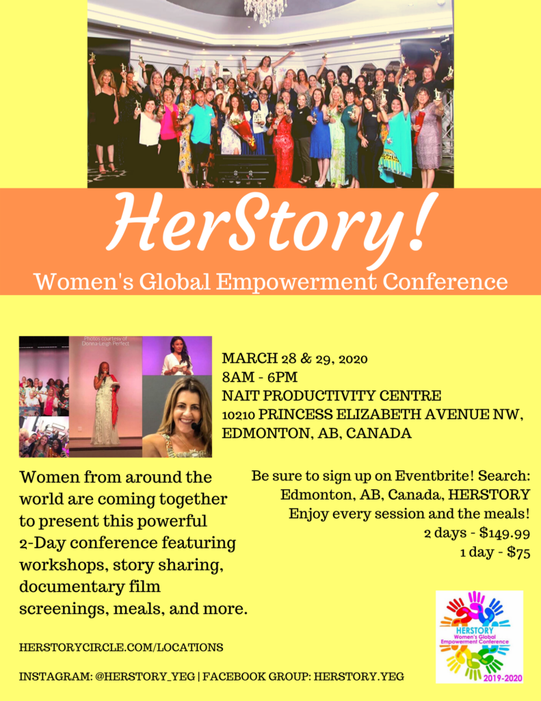 HerStory flyer